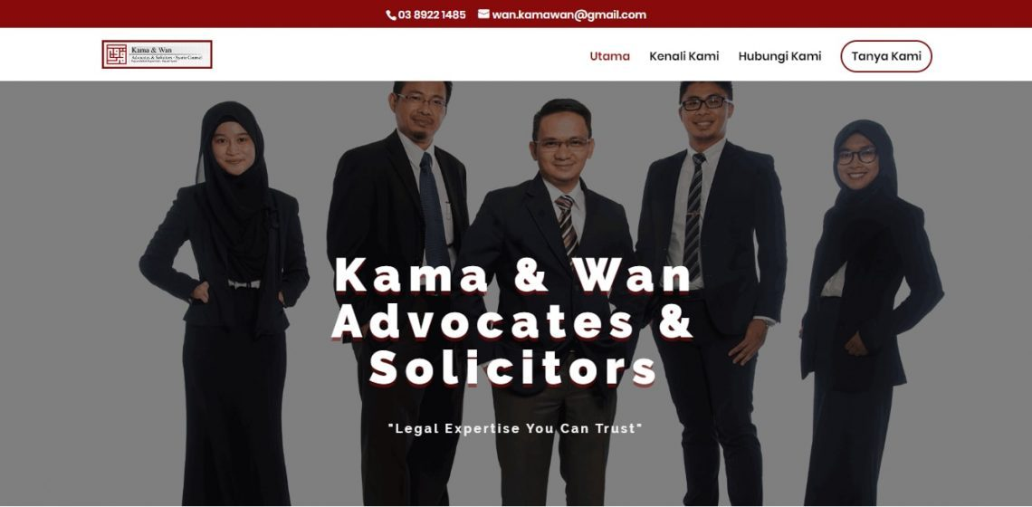 Divilopers KamaWan Advocates & Solicitors